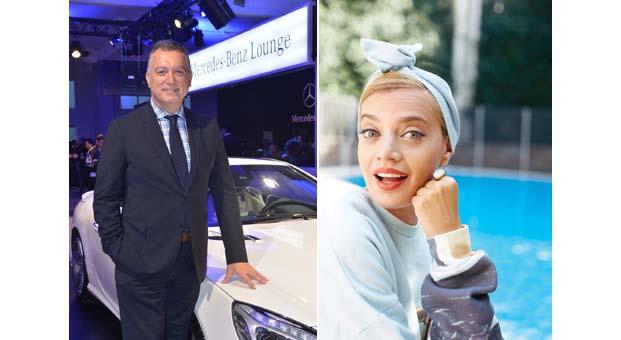 Sudi Etuz, Mercedes-Benz desteği ile Mercedes-Benz Fashion Week Tbilisi'de