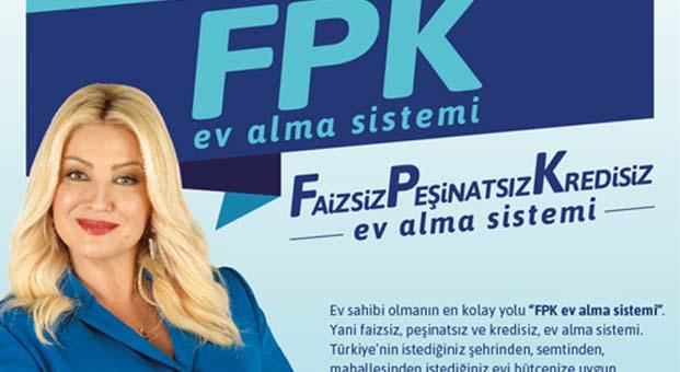 Ev Almanın En Kolay Yolu: FPK Sistemi