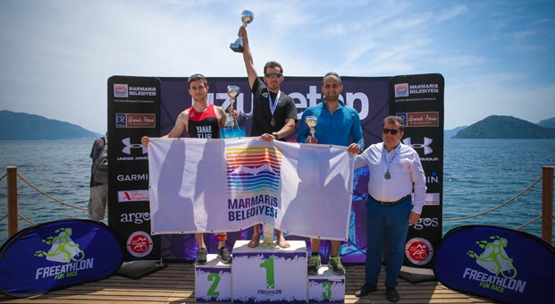 Freeathlon Fun-Race Marmaris sona erdi