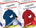 Fresh'n Soft ile tek yaprakla mükemmel kuruluk