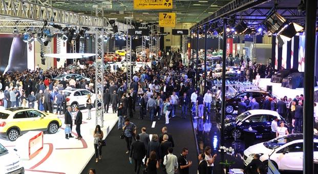 İstanbul Autoshow 2017 'Geleceğe Yakından Bakın' temasıyla açılıyor