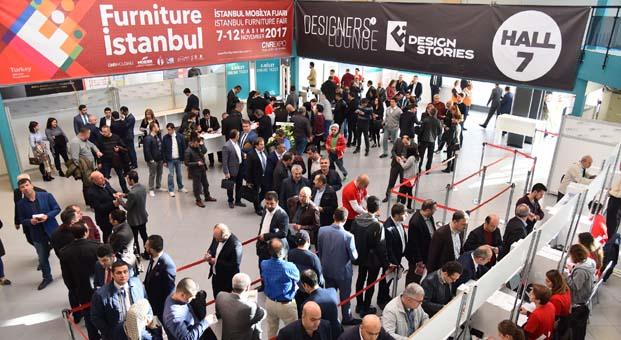 Furniture İstanbul 2018 için geri sayım başladı