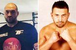 Tyson Fury Sefer Seferi boks maçı ne zaman saat kaçta hangi kanalda?