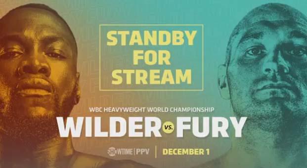 Deontay Wilder Tyson Fury boks maçı tekrarı ne zaman
