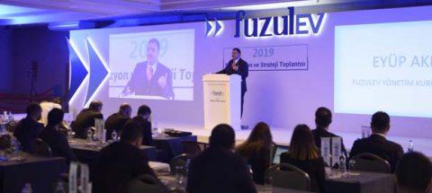 FuzulEv'in 2019 satış vizyon ve strateji toplantısı Mersin'de yapıldı