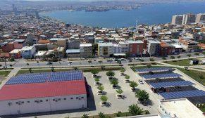 Güneş panelleri çoğalıyor, İzmir kazanıyor