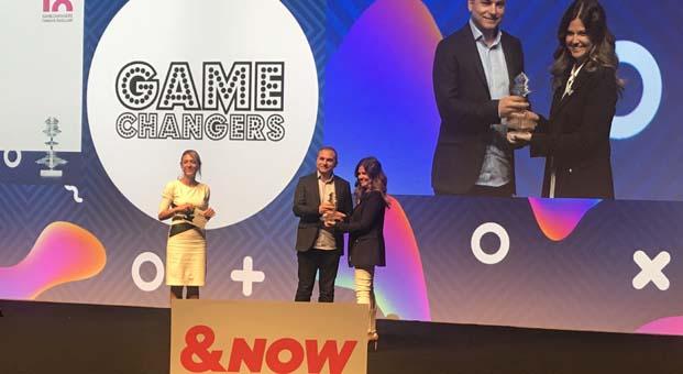 ZUBİZU Game Changers'da ödülleri topladı