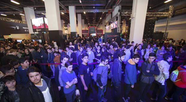 Oyunseverler 4 gün boyunca Gaming İstanbul Fuarı'nda dijital eğlenceye doydu