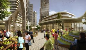 Slash Architects'ten Erbil'e geniş ölçekli mimari müdahale: Ganjan New Town