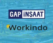 Gap İnşaat ve Workindo'dan kariyer işbirliği