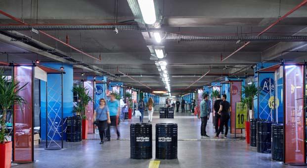 Ünlü markalar uygun fiyatlarlaİstanbul Optimum AVM Garaj Günleri'nde