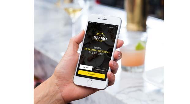 Restoran harcamalarınızı indiren cep dostu uygulama: GastroClub