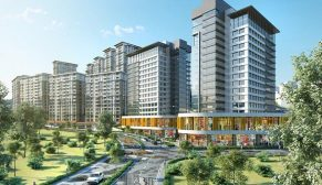TOKİ'den İstanbul Gaziosmanpaşa'ya 796 konut 13 dükkân