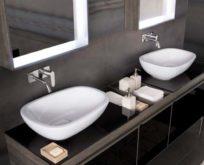 Doğal materyallerin özel birleşimi: Geberit Citterio Banyo Serisi
