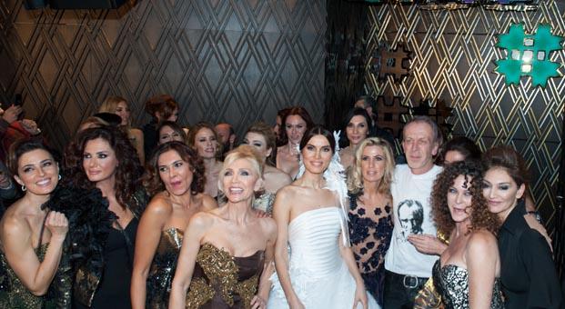 Priamos, Gelin Damat Fashion Day'de sergilenecek