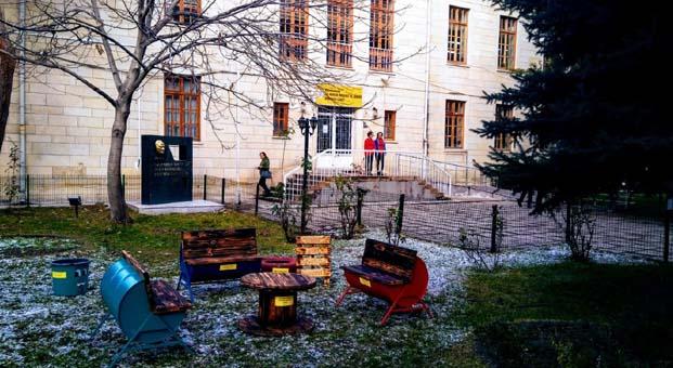 Kastamonu Entegre 50. yılında 50 okula geri dönüşüm bahçesi kuruyor