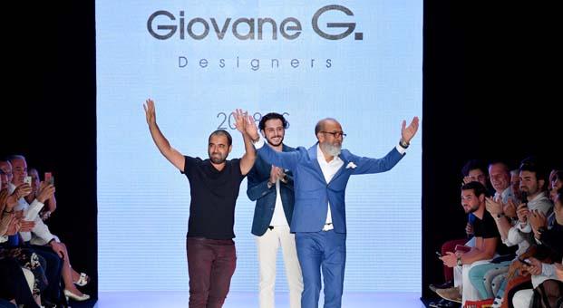 Giovane Gentile rüzgarıMercedes-Benz Fashion Week İstanbul'da esti