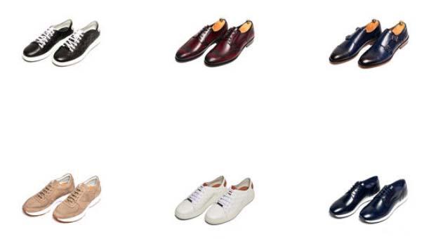 Şıklığınızı Giovane Gentile ayakkabılarla tamamlayın