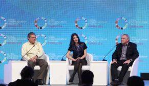 Global Girişimcilik Kongresi önemli isimleri ağırladı