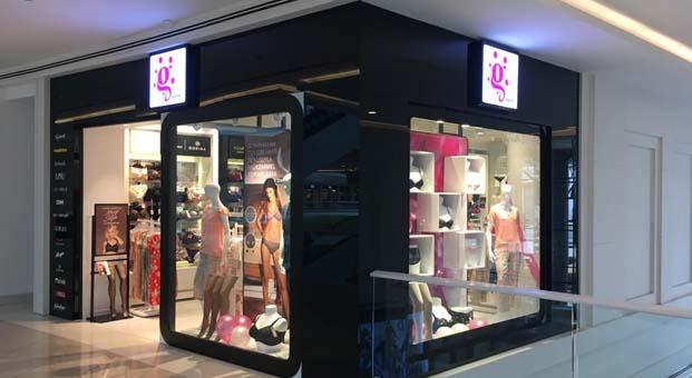 G Lingerie mağazası Akasya AVM'de açıldı