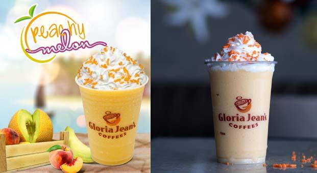 Gloria Jean's Coffees'den ferahlatan yeni içecek