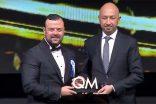 Türkiye'nin En İyi Yönetilen Etkinlik Oteli ödülüne AKRA layık görüldü