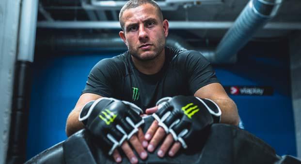Gökhan Saki 7 Temmuz'da Las Vegas'ta 2. UFC maçına çıkıyor