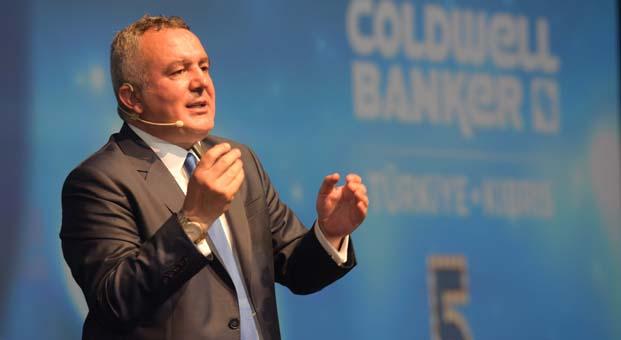 Coldwell Banker iki yıl içinde Türkiye'de 200 yeni ofis açacak