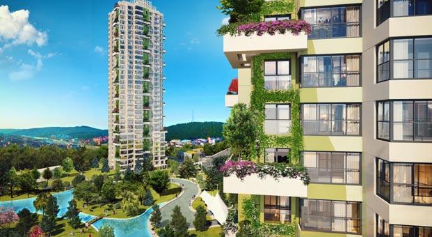 Sinpaş, Gökorman ile kent hayatını yeşille buluşturuyor