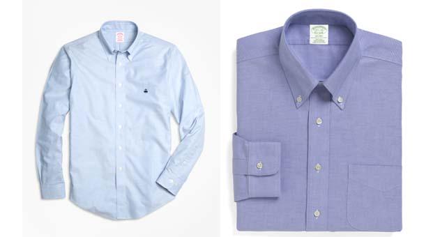 Brooks Brothers'ın ütü gerektirmeyen (non-iron) gömlekleriyle özgürlük çağı başladı
