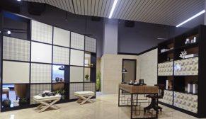 Gönye Proje Tasarım'dan mağaza tasarımına yeni yorum: DECOVITA SHOWROOM