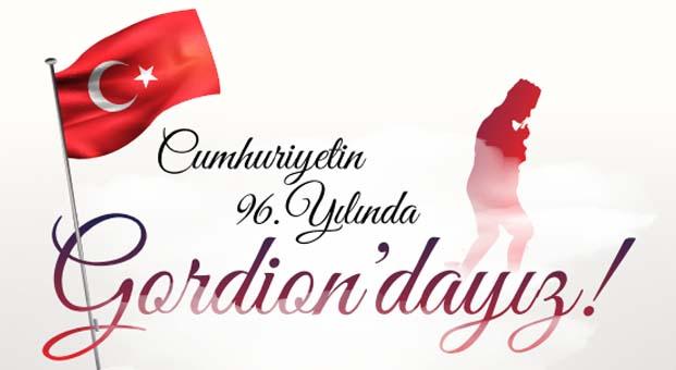 Gordion AVM'den 96'ncı yılaözel Cumhuriyet Bayramı etkinliği