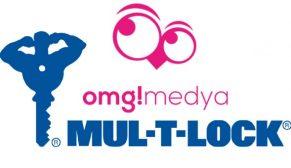 Mul-T-Lock iletişim ajansı olarak omg!medya'yı seçti