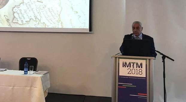 Çetin Gürcün UFTAA Başkan Yardımcısı seçildi