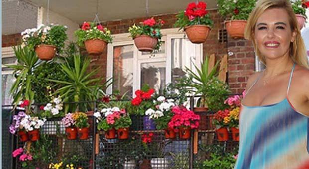 Balkonunuzu yeşillendirin