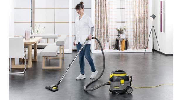 Kärcher'den profesyonel temizliğe en 'Sessiz' çözüm