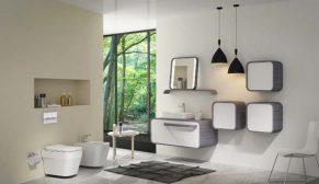 Akıllı depolama fikirleriyle banyolar artık çok daha kullanışlı