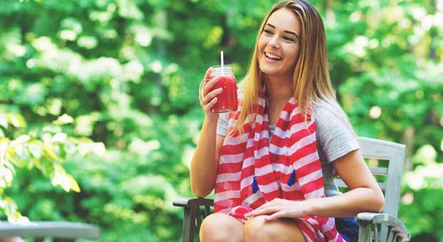 Yaz sofralarının ferahlatan aile boyu içeceği TYMBARK