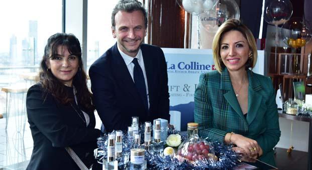 Güzelliğin zirvesi La Colline, eşsiz ürünleriyle sadece Boyner'de