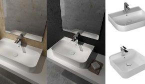 """Modern banyolar için soft ve yalın bir tasarım: """"STRADA U"""""""