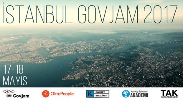 İstanbul Govjam 2017 Kadıköy'de yapılacak