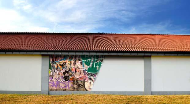 Gelişigüzel Yapılan Grafitiler Tarih Oluyor