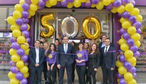 500 mağazaya ulaşan Gratis hedef büyüttü