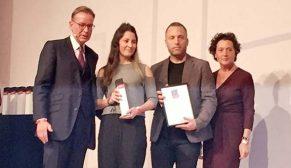 2017 Iconic Ödülleri'nde GROHE, 9 ödül birden kazandı