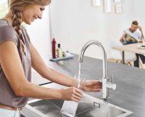'GROHE Blue Home' ile yeni yılda suyunuz artık çeşmeden aksın