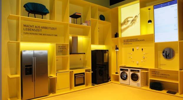 Grundig, IFA Fuarı'nda yenilikçi ve akıllı teknolojileriyle geleceğin evini sergiliyor