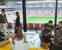 GS WorkintonTürk Telekom Stadyumu'nda açılıyor,'Yaşayan Stat' hayata geçiyor