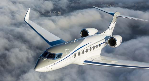 Gulfstream, EBACE 2019'da rekortmen iş jetlerini tanıttı