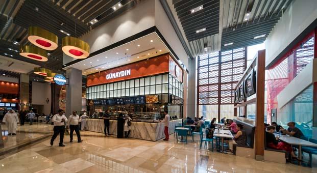 Günaydın, Dubai'de ikinci şubesini açtı