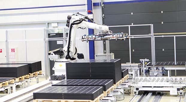Alman SolarWorld ile İnosolar Alman panel teknolojisini Türkiye'ye getiriyor